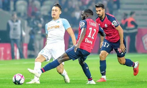 Soi kèo Marseille vs Lille vào 2h ngày 21/9/2020