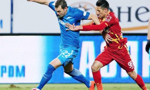 Soi kèo Zenit vs Arsenal Tula vào 22h30 ngày 14/9/2020