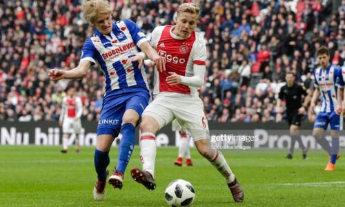 Soi kèo, nhận định Ajax vs Heerenveen 19h30 ngày 18/10/2020