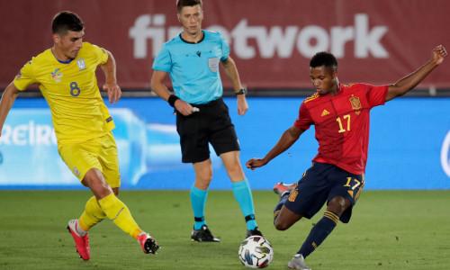 Soi kèo, nhận định Ukraine vs Spain 01h45 ngày 14/10/2020
