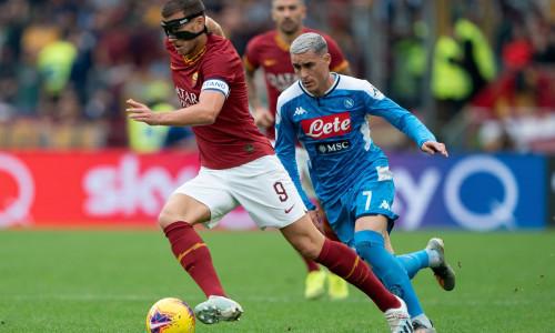 Kèo nhà cái, soi kèo Napoli vs Roma, 02h45 ngày 30/11 Serie A