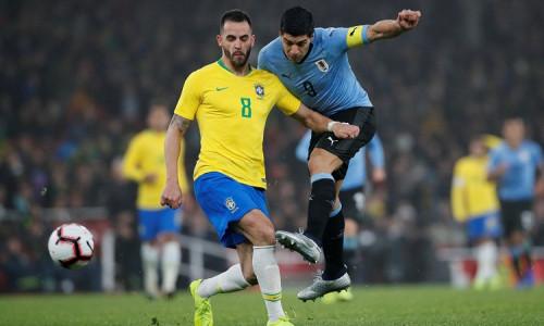 Soi kèo Uruguay vs Brazil, 06h00 ngày 18/11/2020