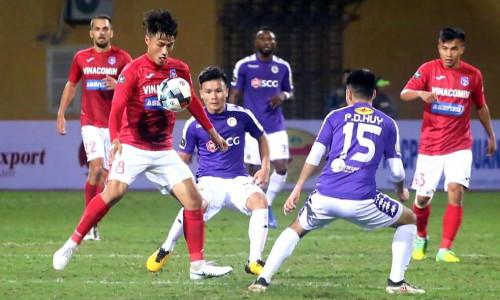 Soi kèo, nhận định Quảng Ninh vs Hà Nội 17h00 ngày 08/11/2020