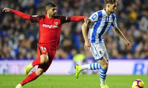 Kèo nhà cái, soi kèo Sevilla vs Sociedad 22h15 ngày 9/1, Giải VĐQG Tây Ban Nha