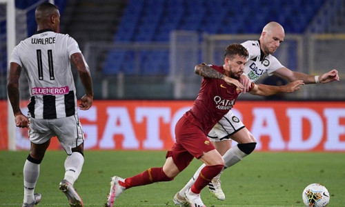 Kèo nhà cái, soi kèo Roma vs Spezia, 21h00 ngày 23/1 Serie A
