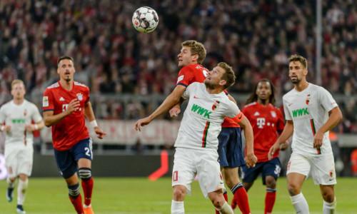 Kèo nhà cái, soi kèo Augsburg vs Bayern 02h30 ngày 21/1, Giải VĐQG Đức.