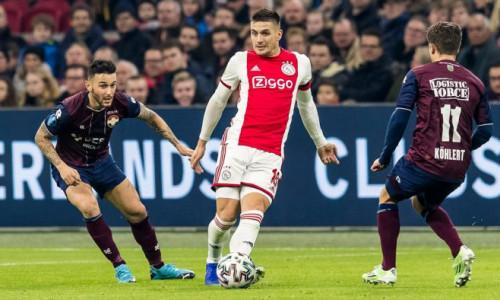 Kèo nhà cái, soi kèo Ajax vs Willem II 03h00 ngày 29/1, Giải VĐQG Hà Lan