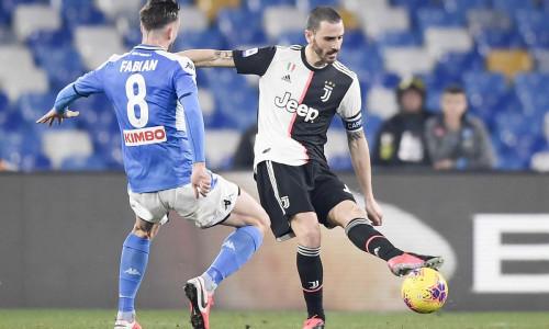 Kèo nhà cái, soi kèo Napoli vs Juventus 00h00 ngày 14/2, Giải VĐQG Italia