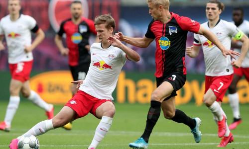 Kèo nhà cái, soi kèo Hertha Berlin vs Leipzig 21h30 ngày 21/2, Giải VĐQG Đức