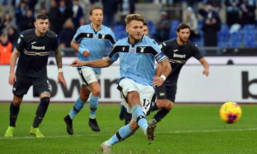 Kèo nhà cái, soi kèo Lazio vs Sampdoria 21h00 ngày 20/2, Giải VĐQG Ý