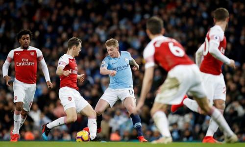 Kèo nhà cái, soi kèo Arsenal vs Man City 23h30 ngày 21/2, Giải Ngoại hạng Anh