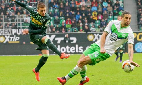 Kèo nhà cái, soi kèo Wolfsburg vs Gladbach 00h00 ngày 15/2, Giải VĐQG Đức.