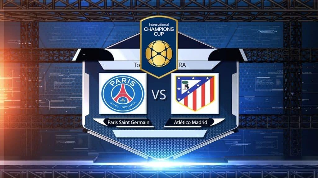 Link Sopcast PSG vs Atletico Madrid
