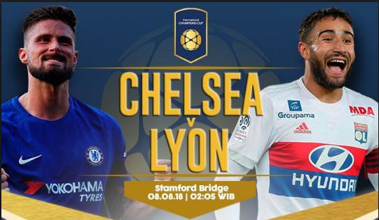 Soi kèo Chelsea vs Lyon, 2h05 ngày 8/8