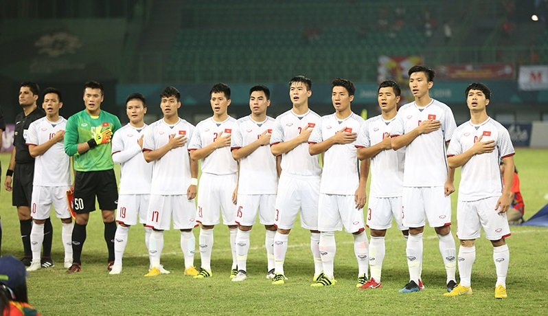 Link Acestream U23 Việt Nam vs U23 Hàn Quốc