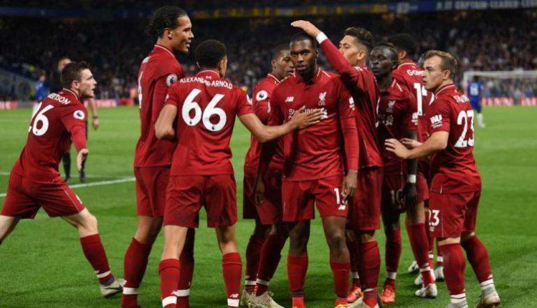 Liverpool vs Crvena Zvezda