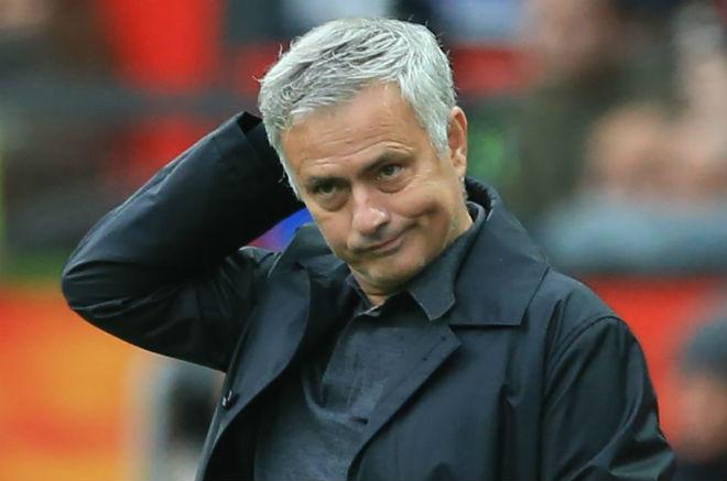 Mourinho văng bậy nguy cơ bị FA