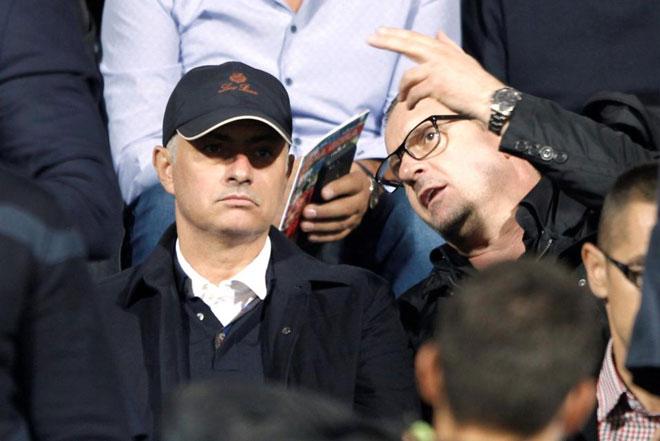 Mourinho quyết tâm lôi kéo Savic