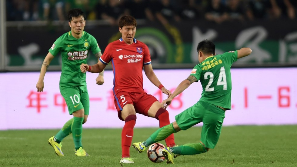 Kèo nhà cái Beijing Guoan vs Tianjin Tianhai