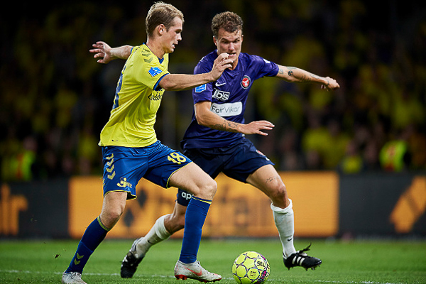 Kèo nhà cái Brondby vs Midtjylland