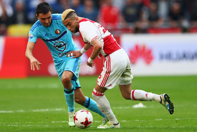 Kèo nhà cái De Graafschap vs Ajax