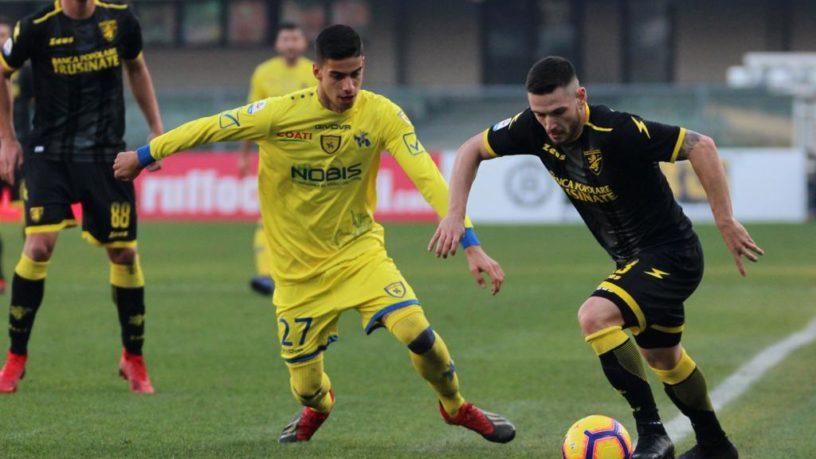 Kèo nhà cái Frosinone vs Chievo