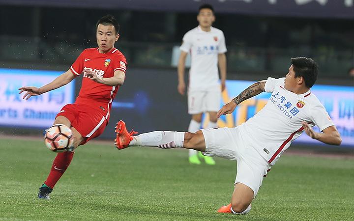 Kèo nhà cái Henan Jianye vs Shanghai SIPG