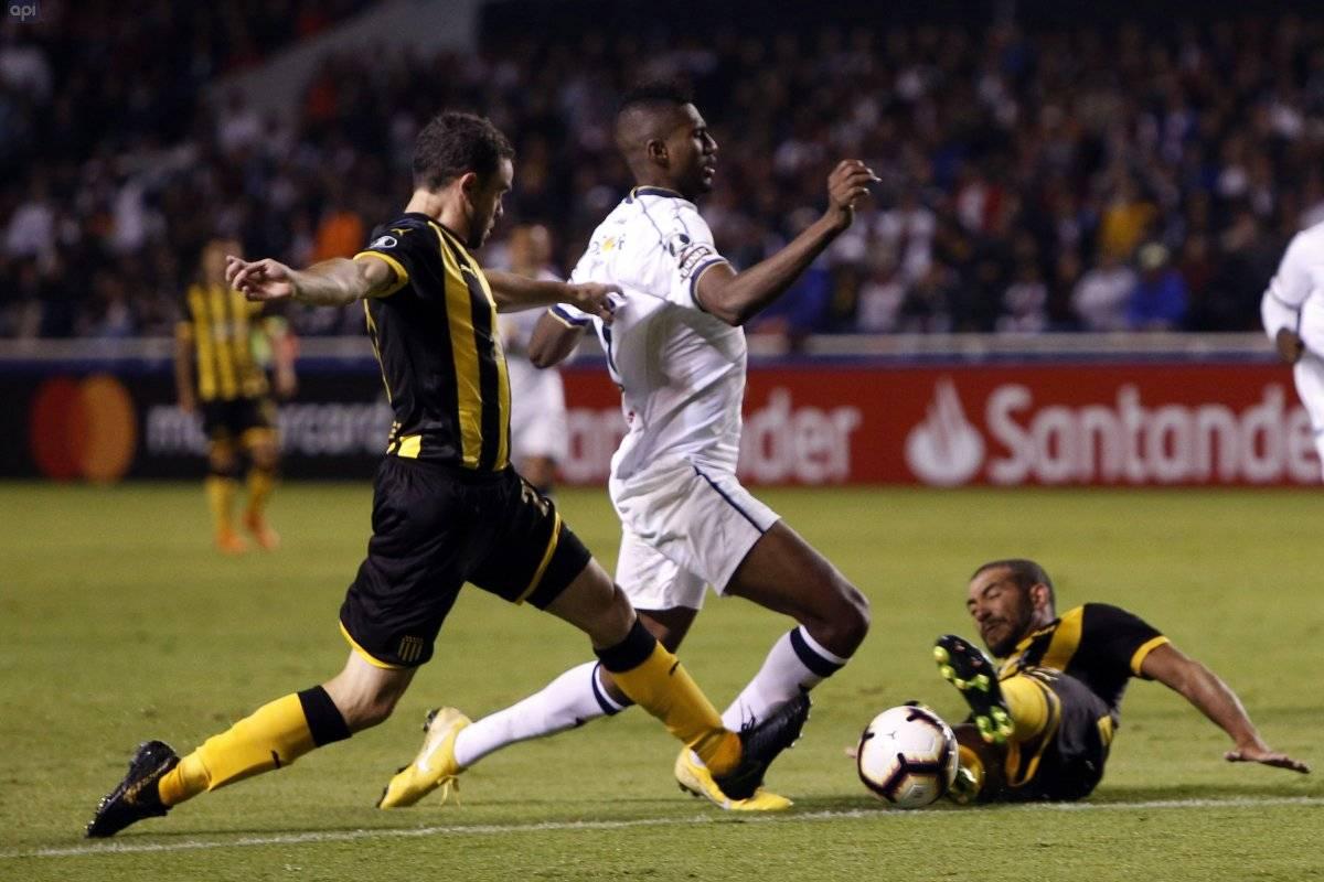 Kèo nhà cái LDU Quito vs San Jose