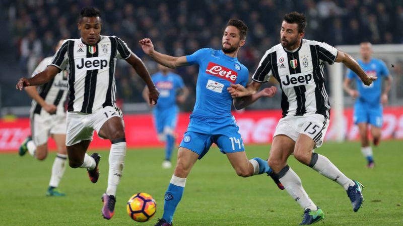 Kèo nhà cái Napoli vs Cagliari