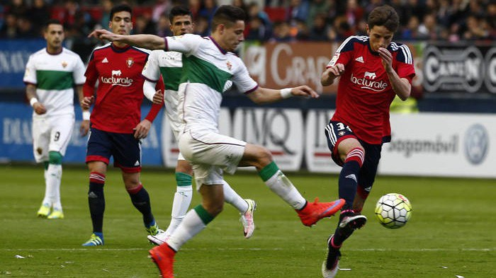 Kèo nhà cái Osasuna vs Las Palmas