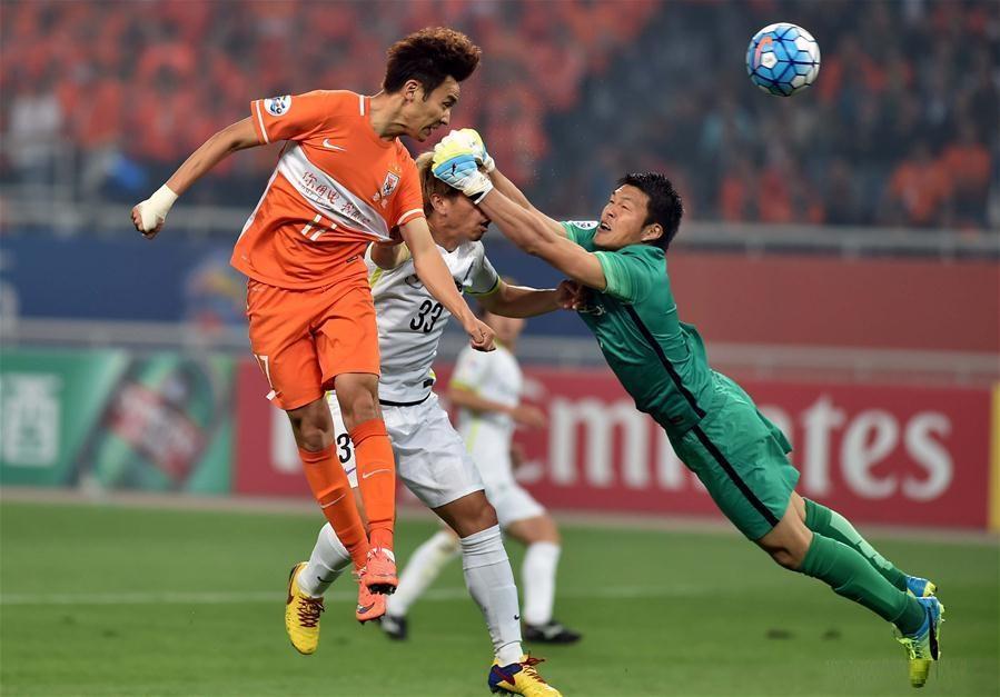 Kèo nhà cái Shandong Luneng vs Jiangsu Suning