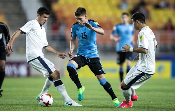 Kèo nhà cái U20 Honduras vs U20 Uruguay