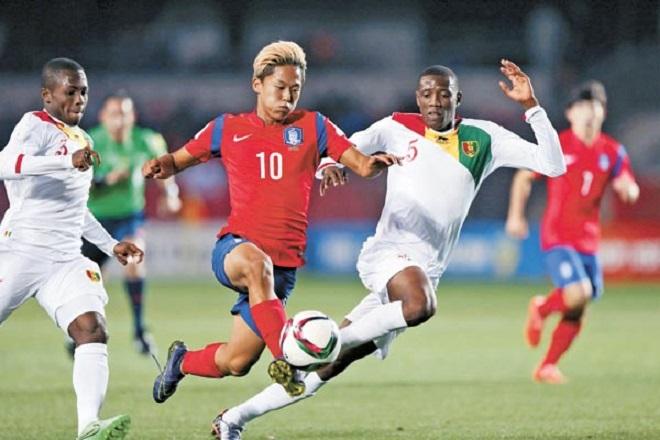 Kèo nhà cái U20 Nam Phi vs U20 Hàn Quốc