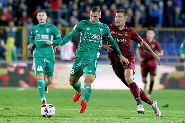 Kèo nhà cái Yenisey vs Anzhi