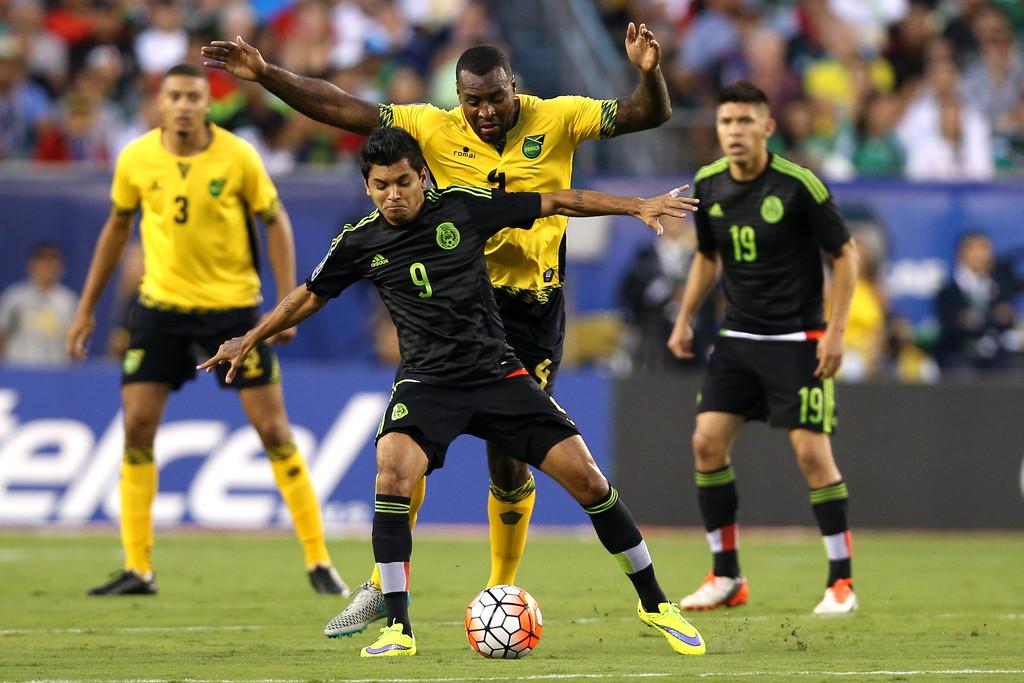 Kèo nhà cái El Salvador vs Jamaica