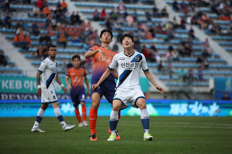Kèo nhà cái Incheon vs Gangwon