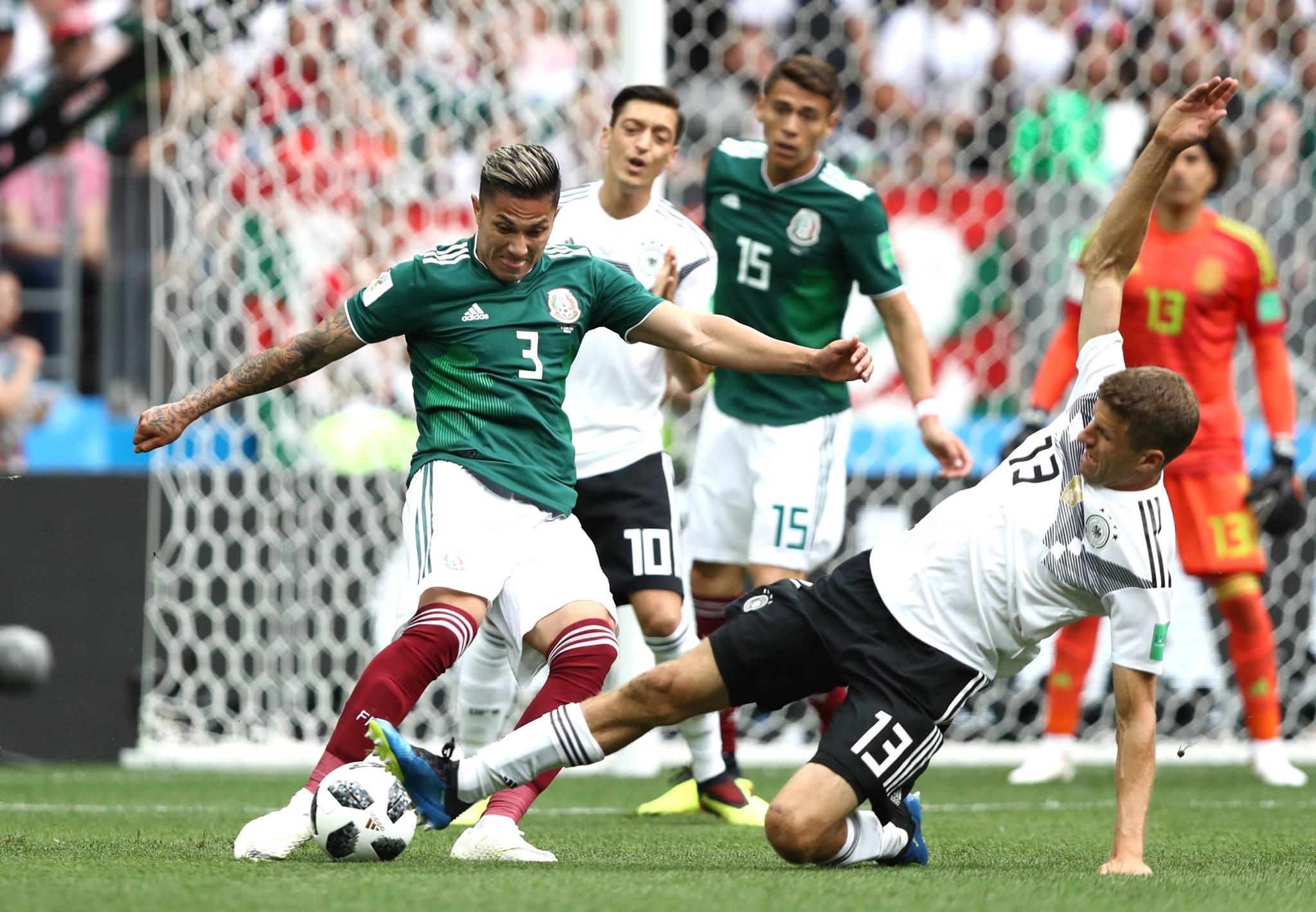 Kèo nhà cái Mexico vs Venezuela