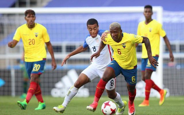 Kèo nhà cái U20 Colombia vs U20 New Zealand