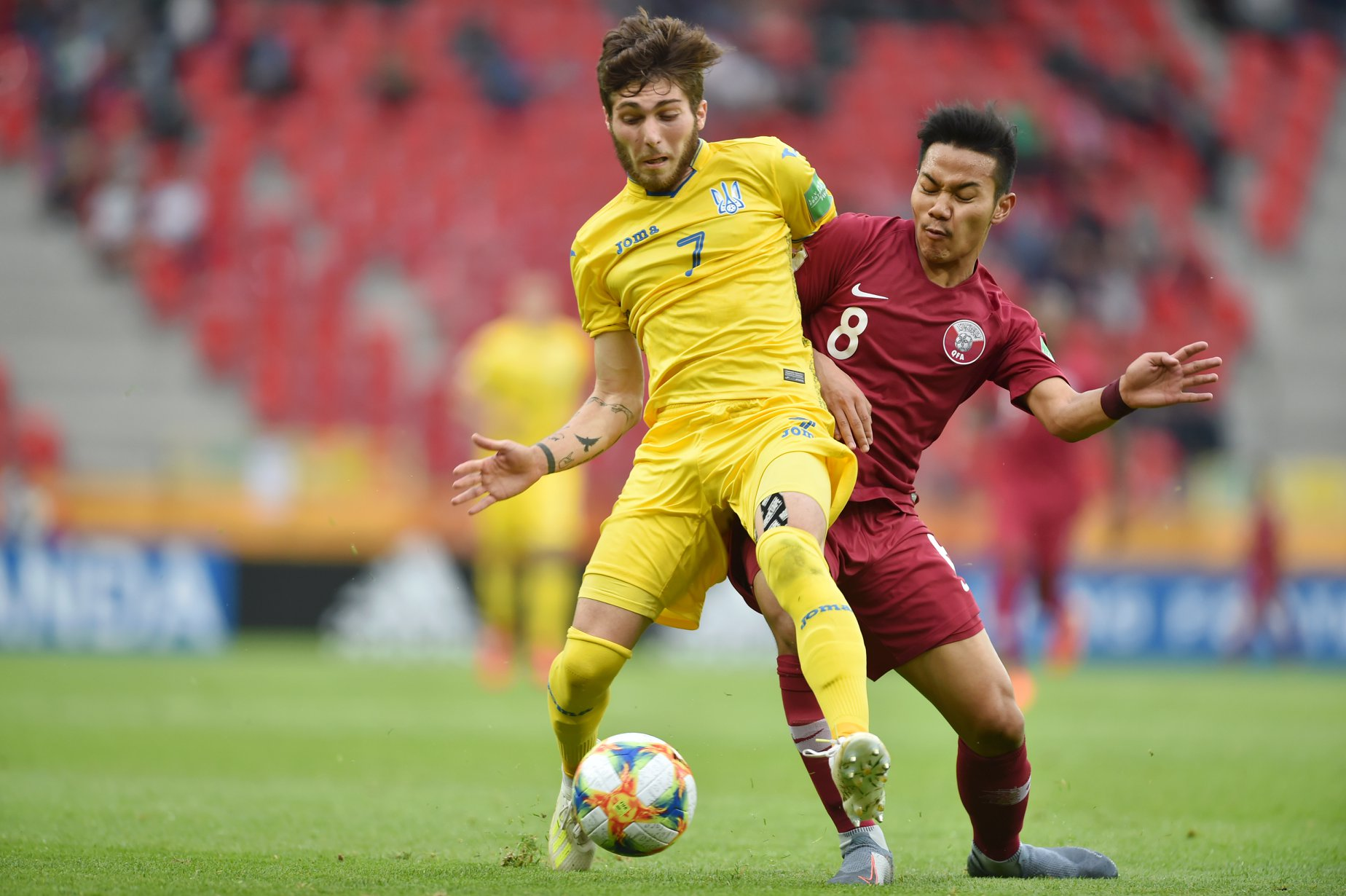 Kèo nhà cái U20 Ukraine vs U20 Panama