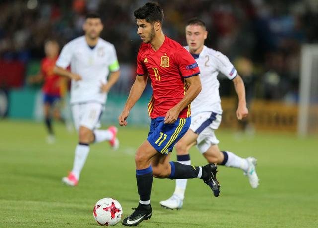 Kèo nhà cái U21 Tây Ban Nha vs U21 Bỉ