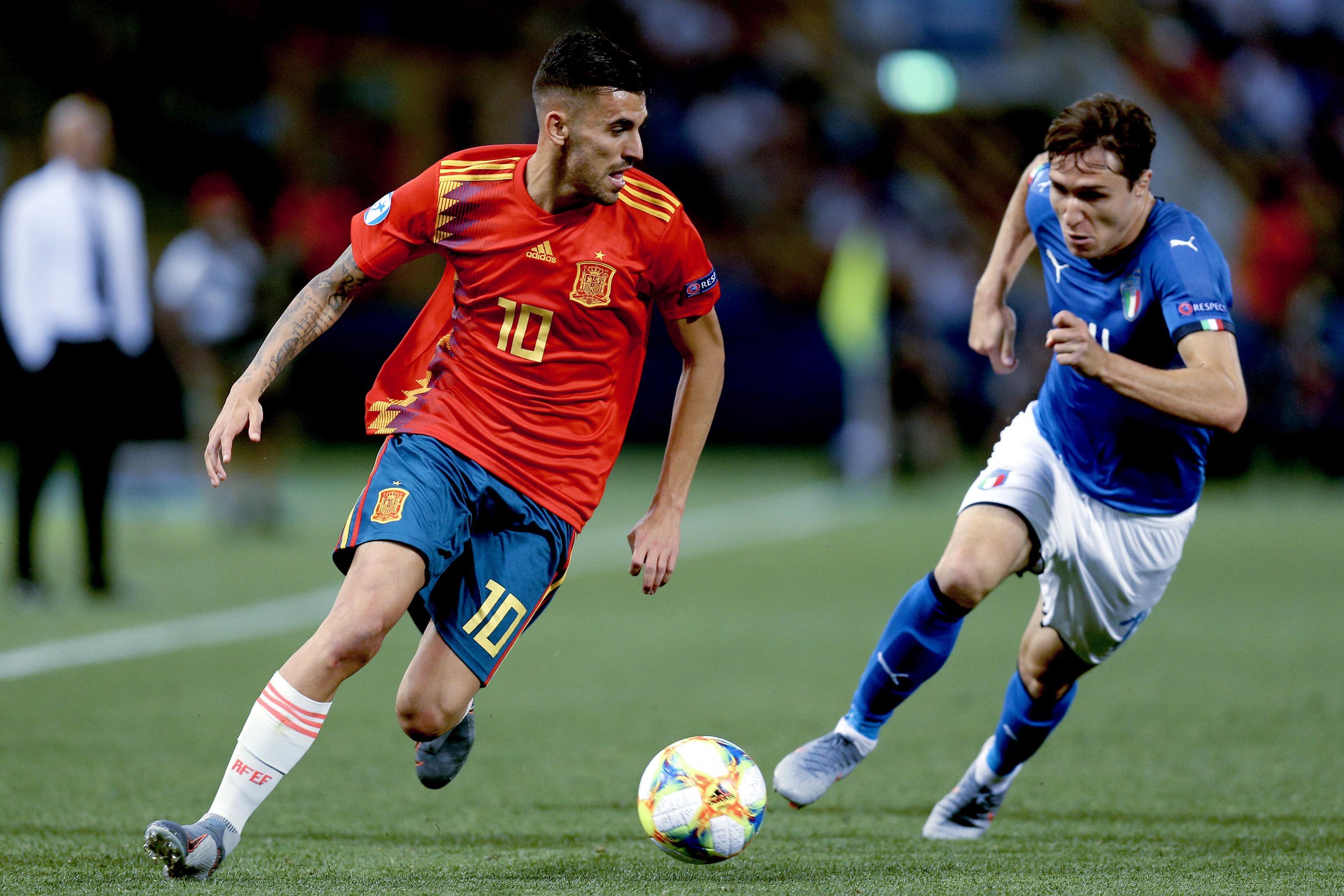 Kèo nhà cái U21 Tây Ban Nha vs U21 Pháp