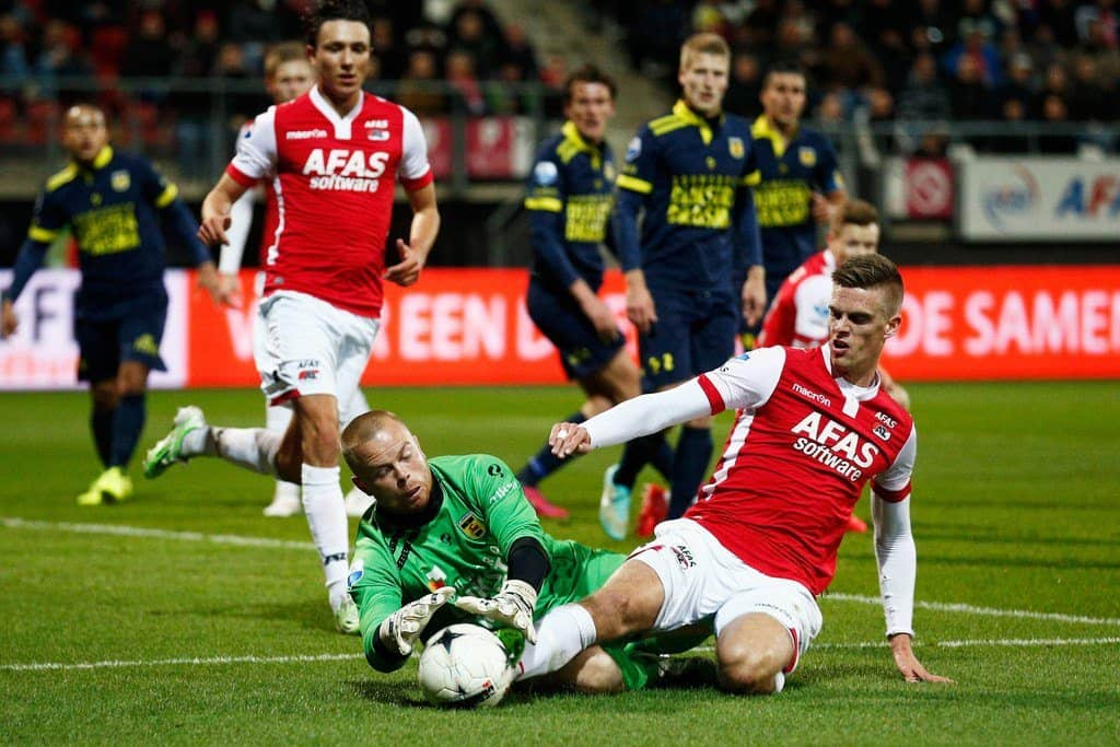 Soi kèo Antwerp vs AZ