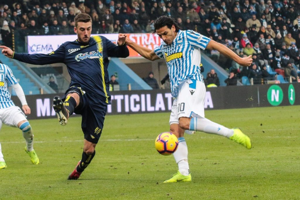Soi kèo Spezia vs Chievo