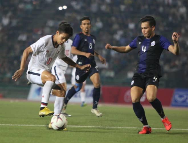Soi kèo U22 Campuchia vs U22 Timor Leste