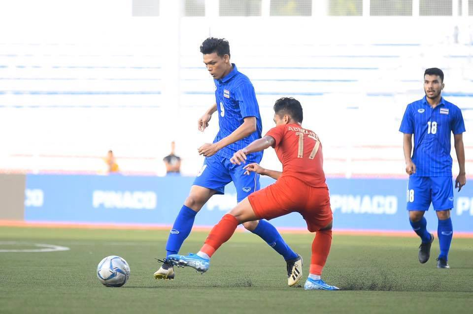 Soi kèo U22 Indonesia vs U22 Singapore
