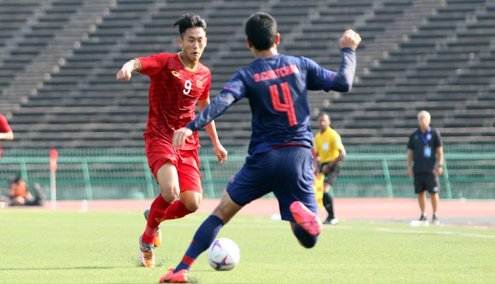 Soi kèo U22 Thái Lan vs U22 Indonesia