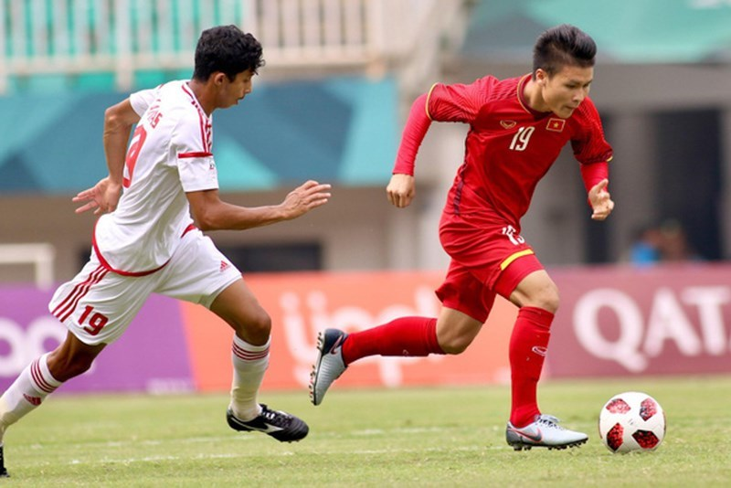 Soi kèo Việt Nam vs UAE