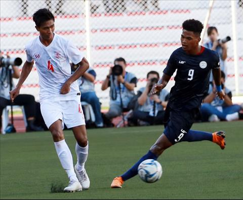 Soi kèo U22 Myanmar vs U22 Campuchia
