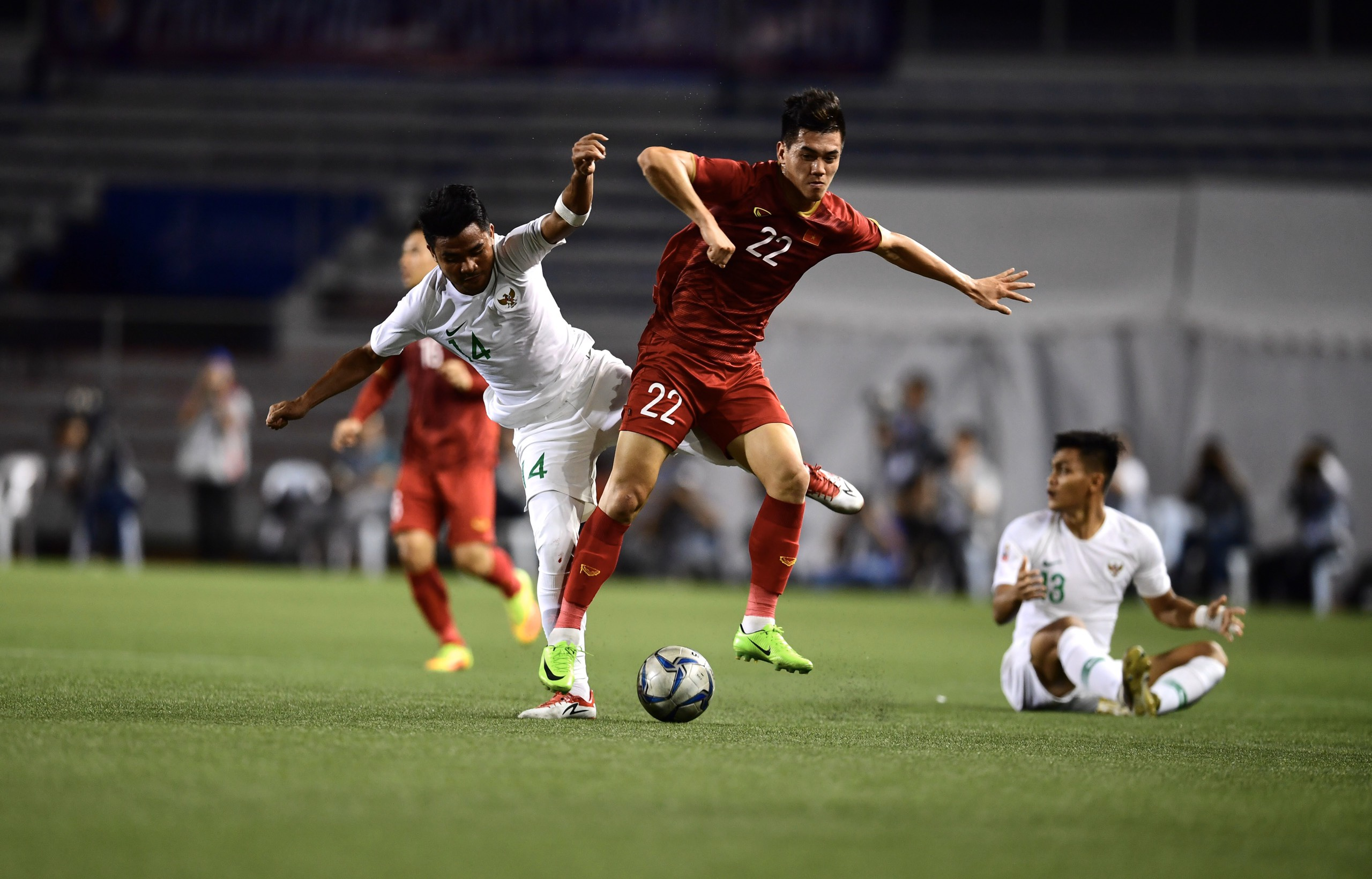 Soi kèo U22 Việt Nam vs U22 Singapore