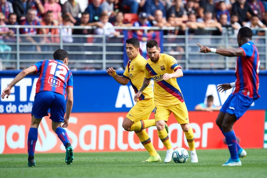 Soi kèo Barcelona vs Atletico Madrid